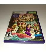 Kinect Adventures! (Microsoft Xbox 360, 2010) - $7.92