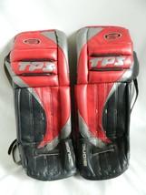 "Louisville TPS Handcrafted in Canada Bionic Brock 35"" Goalie Senior Leg ... - $199.99"