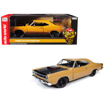 1969/5 Dodge Coronet Six Pack Super Bee Hardtop Butterscotch Orange with... - $117.11