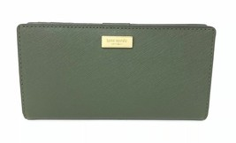 NWT KATE SPADE NEW YORK LAUREL WAY STACY WALLET WLRU2681 + receip - $55.43