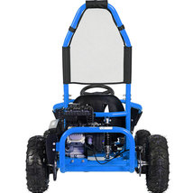 MotoTec Mud Monster 98cc 4-Stroke Kids Off the Road Go Kart Age 13+ Up to 25 MPH image 5