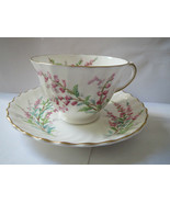 ROYAL DOULTON - BELL HEATHER H4827 - CUP AND SAUCER - $42.00