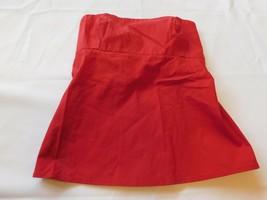 Charlotte Russe Women's Ladies Top Sleeveless Strapless Shirt Size s sma... - $15.97