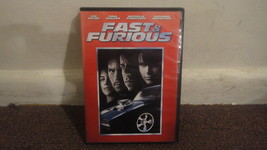 Fast & Furious (DVD, 2011). Case/DVD Excellent Condition, No slip-cover.... - $6.02