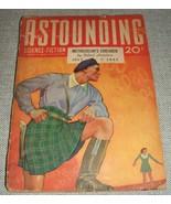 Astounding Science-fiction July 1941 Heinlein , Bester , Simak , Bond, L... - $51.48