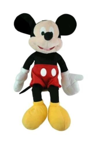 Primary image for Mickey Mouse Plush 16 inches Medium Original From Disney Store
