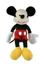 Mickey Mouse Plush 16 inches Medium Original From Disney Store - $14.95