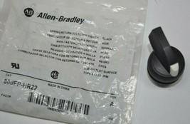 NEW ALLEN-BRADLEY Spring Return Selector Switch black 800FP-HR22 Series A   - $13.57