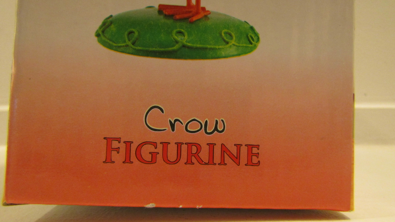 Gifts Plus Inc. #5089 Crow Figurine         ships from Hudson, MI