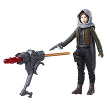 Star Wars Rogue One Sergeant Jyn Erso (Jedha) Figure - $3.93