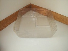 Longaberger Checkerboard 2001 Fathers Day Basket Plastic Protector Only - $14.80