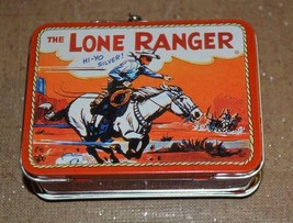 Hallmark Ornament Lone Ranger Lunch Box 1997 NIB Christmas Tree - $8.72