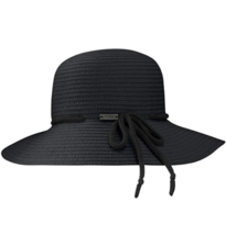 Outdoor Research Women's Isla Hat Packable Lightweight Breathable One Size Black