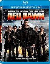 Red Dawn [Blu-ray + DVD]