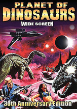 Planet of Dinosaurs 20th Anniversary Edition DVD