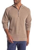Tommy Bahama Flipshot Reversible Half Zip Pullover Sweater, XL