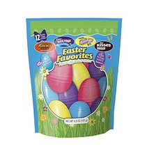 Hershey's Chocolate Filled Plastic Easter Egg Assortment, 4.3-Ounce Bags... - $32.99