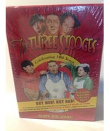 The Three Stooges 3 DVDs 9 Episodes New Sealed - $14.85