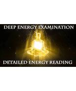 ALBINA'S ENERGY EXAMINATION IN DEPTH CORE DEEP ENERGY READING ENERGIES M... - $199.99