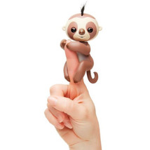 fingerling kingsley sloth finger interactive toy  - $35.00