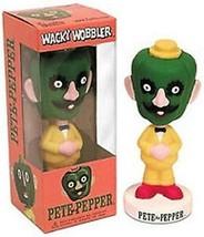 Pete the Pepper Wacky Wobbler Bobblehead by Funko NIB Tooty Frooty Friends - $25.98