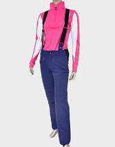 Spyder Ruby Pants Womens Ski Snowboard 20k Waterproof Insulated Navy 6 $400 - $217.90