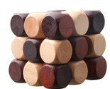 Bohs classical brain teaser game lock and unlock magic cube intellectual iq toys thumb155 crop
