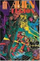 The Alien Legion Comic Book Vol 2 #17 Marvel Comics 1990 VFN/NEAR Mint Unread - $2.75