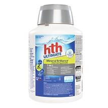 hth Pool Sanitizer Mineral Brilliance Chlorinating Granules 7-in-1 22002 - $22.16