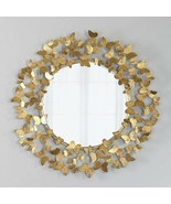 Metal Big Gold Foil Butterfly Vintage Greek Wall Art Decor Gubi Craft Mi... - $385.94
