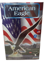 "Lindberg American Eagle Model Kit 12"" Wing Span 1/6 Scale 70315 2007 New... - $17.81"