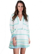Soft Joie Dacy Long-Sleeve Coverup Tunic Dress size Small - $79.19