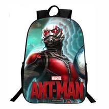 Ant-man Backpack Summer Series Daypack Schoolbag Pattern B - $35.36 CAD