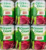 6Pk Green Giant Sliced Beets Cans *~* FAST FREE SHIPPING ! *~* - $21.66