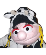 """CRAFT SHOW EXCLUSIVE PRICE: Professional """"Cowgirl"""" Muppet Style Puppet - $40.00"""