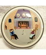 Villeroy & Boch Luxembourg Design Naif Covered Trinket Box Porcelain LAPLAU - $29.99