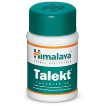 5 X Himalaya Talekt Tablets 60Tab Used in Allergic Dermatitis Psoriasis ... - $32.00
