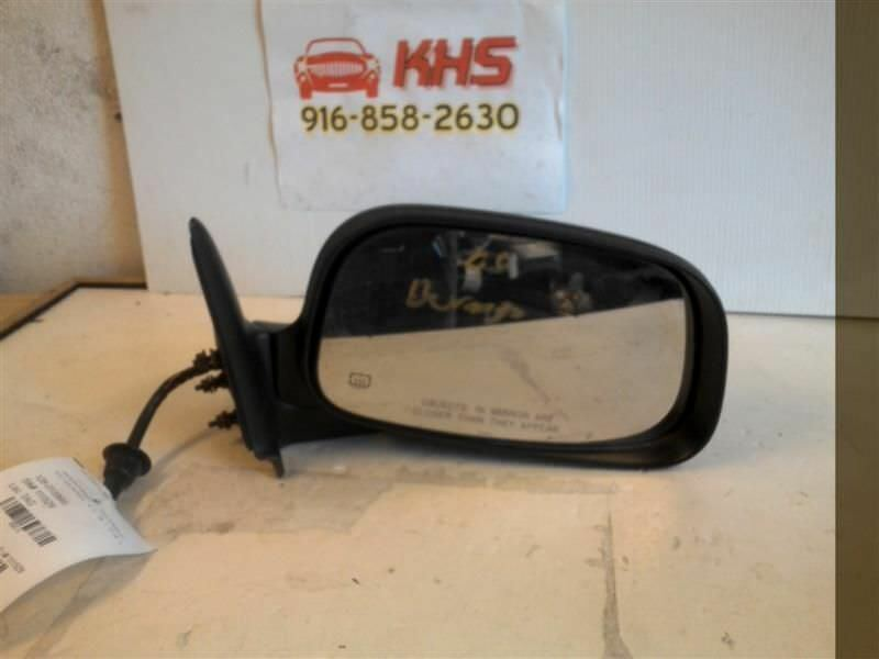 Primary image for PASSENGER SIDE VIEW MIRROR POWER FIXED 5X7 FITS 01-04 DAKOTA 259005