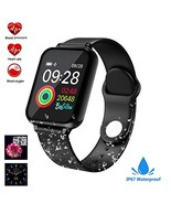feifuns Smart Watch, Fitness Tracker Activity Tracker with Heart Rate Mo... - $35.17