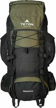 TETON Sports Scout 3400 Internal Frame Backpack; High-Performance Hiking - $90.08+