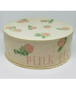 Vintage Harriet Hubbard Ayer Pink Clover Bath Powder New WITH DEFECT see... - $29.45