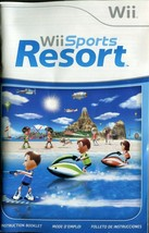 ******Manual Only***** Nintendo Wii Sports Resort - No Game - $3.95