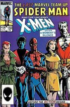 MARVEL TEAM-UP #150: SPIDER-MAN AND THE UNCANNY XMEN [Unknown Binding] - $6.88