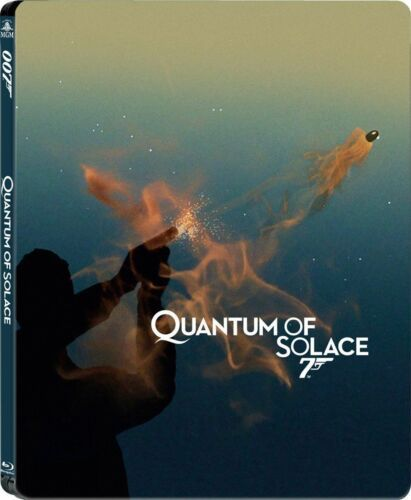 Quantum of Solace (Steelbook) [Blu-ray]
