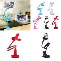 360 Degree Roating Flexible Long Arm Phone Holder Stand For Mobile Long ... - $19.94