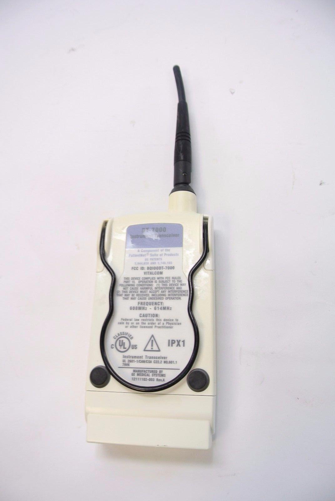 Datascope PatientNet Instrument Transceiver 12110000-001 608Mhz-614Mhz