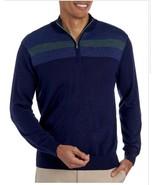 Callaway Golf Size L BLUE  1/4 Zipper Men's NWT - $24.03