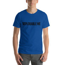 Deplorable Me  Short-Sleeve Unisex T-Shirt Trump 2020 image 3