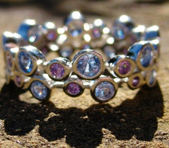 Moonstar7spirits La Baleine Mother of the Sea ring of magick and wealth - $55.00