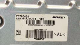 GM Bose Radio Stereo Amp Amplifier 20760438 image 5